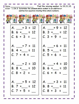 First Grade Winter: Reading, Comprehension, and Math