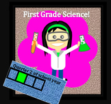 First Grade Common Core and Next Generation Science NGSS Lessons: Quarter 2