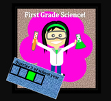 First Grade Common Core and Next Generation Science NGSS Lessons: Quarter 3