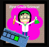 First Grade Common Core and Next Generation Science NGSS Lessons: Quarter 4
