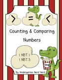 First Grade Comparing Numbers: Greater Than, Less Than, Equal To