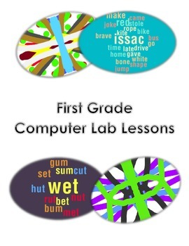 First Grade Computer Lab / Technology Lessons