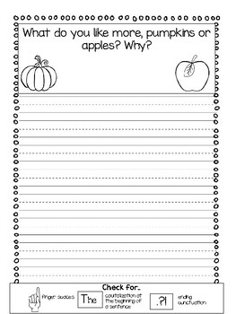 First Grade DAILY November Journal with Journal Prompts   READY SET PRINT!