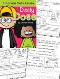 First Grade Daily Dose - Yearlong Bundle
