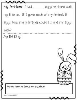 First Grade Daily Math March - NO PREP! (Common Core Aligned)