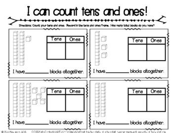 First Grade Daily Math November - NO PREP! (Common Core Aligned)