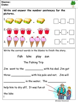 First Grade Daily Work Daily Dose Month Two