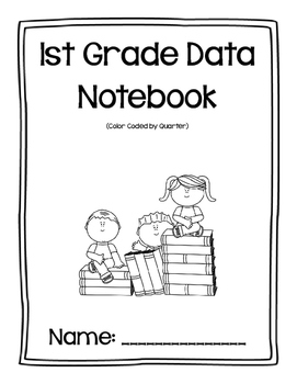 First Grade Data Notebook