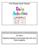 First Grade Data Packet