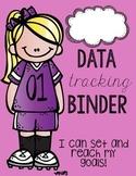 First Grade Data Tracking Binders