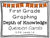 First Grade Depth of Knowledge {DOK} Graphing Questions