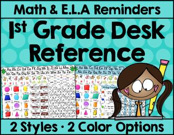 First Grade Desk Reference