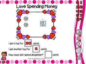 First Grade Digital Daily Math Talks For GOOGLE SLIDES Year Long Bundle
