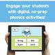 First Grade Digital Phonics Yearlong Bundle | BOOM Cards™