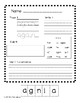 First Grade Dolch Sight Word Worksheets FULL Pack