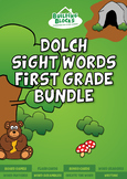 First Grade Dolch Sight Words Bundle