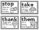 First Grade Dolch Sight Words Sentence Flash Cards With CVCe Words and Pictures