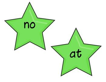 First Grade Dolch Super Star Words