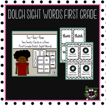 Sight Words (Dolch First Grade)