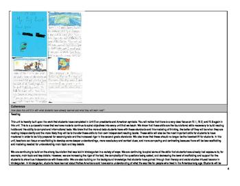 First Grade ELA Unit Plan- Ancient Civilizations (Aztec, Inca, Maya)