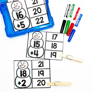 First Grade Early Finisher Task Cards - January