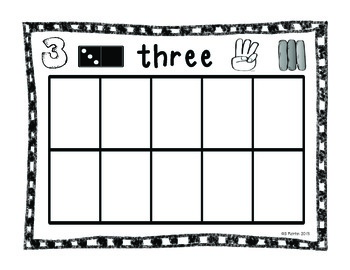 First Grade Early Number Concepts and Number Sense
