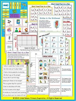 First Grade End of Year Math and Literacy Review Bundle