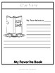 First Grade End of the Year Memory Flip Book