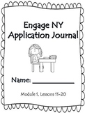 First Grade Engage NY Application Problem Journal Module 1