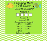 Engage NY Math Module Four for First Grade