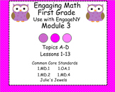 Eureka Math Module Three for First Grade