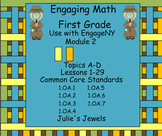 Eureka Math Module Two for First Grade