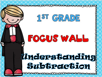First Grade Envision Math Topic 2 Understanding Subtractio