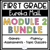 First Grade Eureka Math Engage NY Module 2 BUNDLE