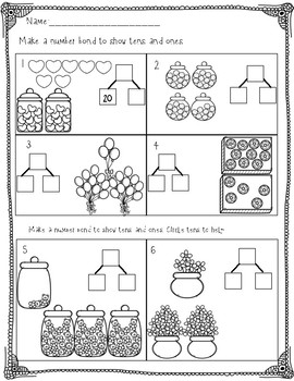 First Grade Eureka Module 4 Lesson 1