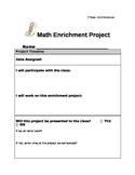 First Grade Everyday Math Compaction Packet - Unit 3 (Tell