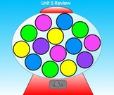First Grade Everyday Math, Unit 5 Review