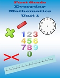 First Grade Everyday Mathematics Unit 1