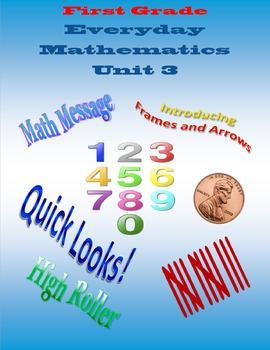 First Grade Everyday Mathematics Unit 3