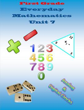 First Grade Everyday Mathematics Unit 7