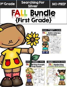 FALL Bundle {First Grade}