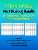 First Grade Fact Fluency