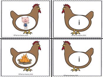Fairytale Unit  First Grade Literacy   The Little Red Hen