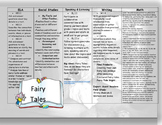 First Grade Fairy Tales NYS Module Extension
