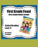 First Grade Feast Literacy Unit