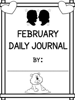 February Daily Journal - 2017