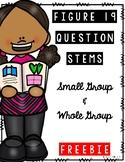 First Grade Figure 19 Question Stems {TEKS Aligned}