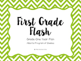 First Grade Flash - YEAR PLAN