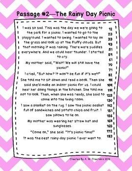 First Grade Fluency Bundle