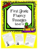 First Grade Fluency Passages (Level 2)